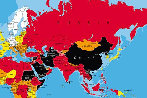 «Репортеры без границ» рассказали о врагах Интернета