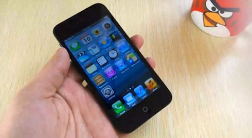 GooPhone i5S – ранний клон iPhone 5S