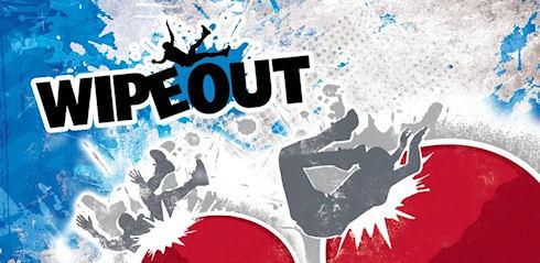 Wipeout – падения идут в зачет!