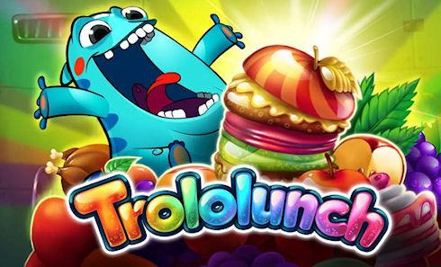 Trololunch: накормить Троло!
