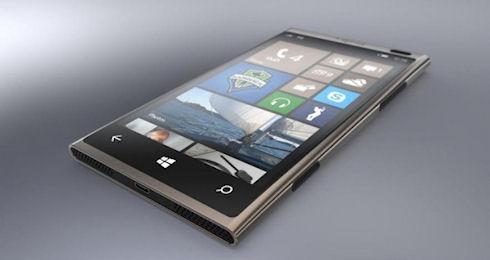 Nokia выпустит металлическую Lumia 928