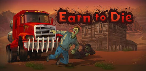 Earn to Die: и зомби умрут!