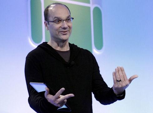 Google уволила главу отдела Android