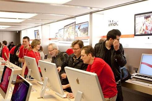Французский суд оштрафовал Apple на 10 тыс евро