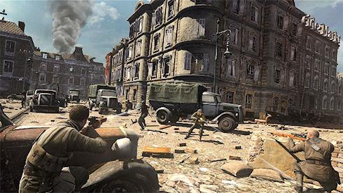 В 2014 году выйдет продолжение Sniper Elite