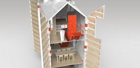 Дом «Isolee» — простота и экологичность