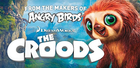 The Croods от Rovio
