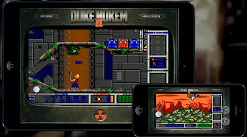 В App Store появится Duke Nukem II