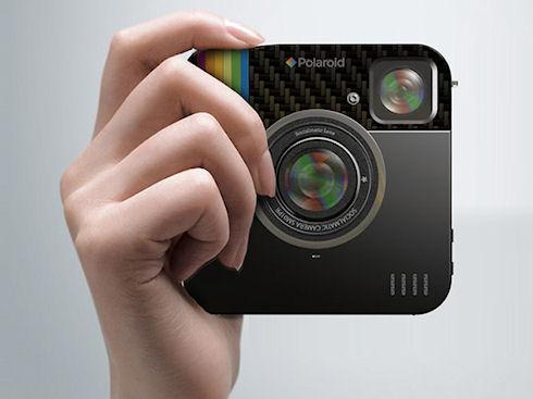 Socialmatic – социальный фотоаппарат от Polaroid