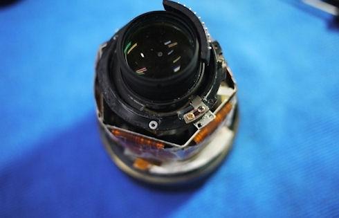 Кипячение спасло объектив Nikon