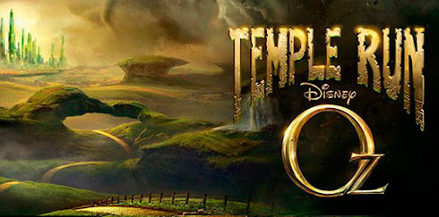 Temple Run Oz – бегство гениального самозванца