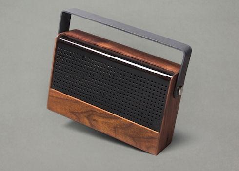Ретро-аудиосистема Kendall