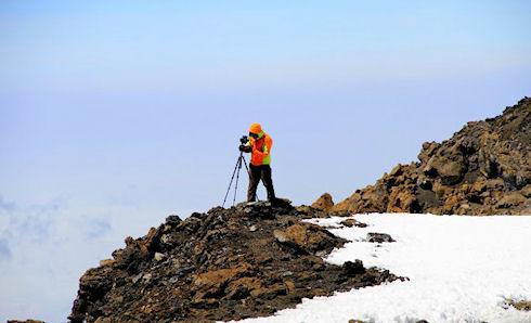 Google подготовила панораму высочайших гор земного шара