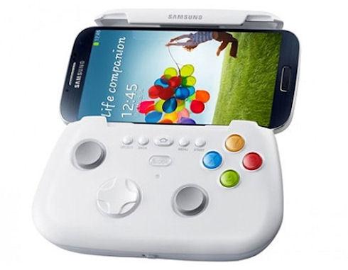 В США принимаются предзаказы на Samsung Galaxy S4 Game Pad