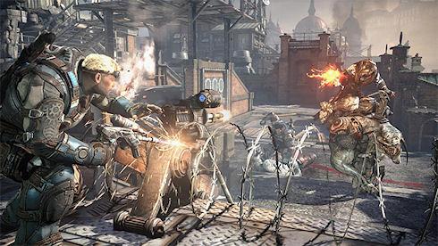 Стартовали российские продажи «Gears of War: Judgment»