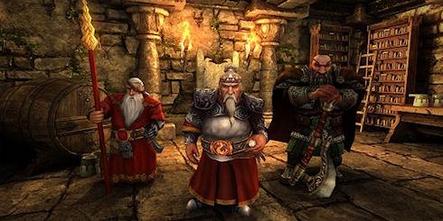 Ubisoft готовит к выпуску Might & Magic 10