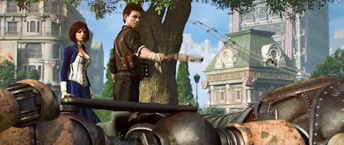 Игра BioShock Infinite завоевывает мир