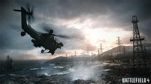 Electronic Arts анонсировала Battlefield 4