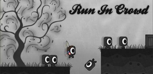 Run in Crowd — бежим, одеваемся и снова бежим