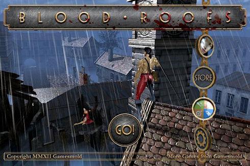 Blood Roofs – кровавая погоня по крышам