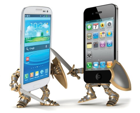 Samsung прекращает поставки дисплеев для Apple