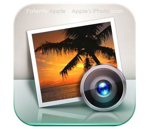 Apple получила патент на иконку iPhoto