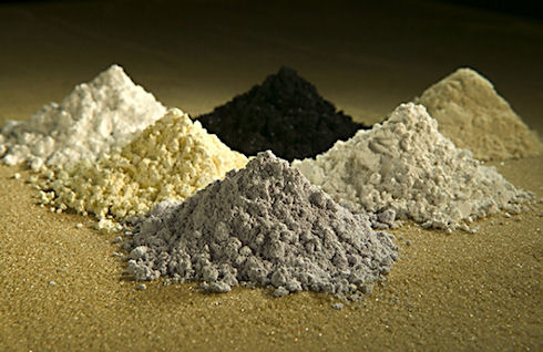 В Японии обнаружены залежи редкоземельных металлов