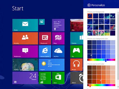 Windows Blue – большой апгрейд для Windows 8