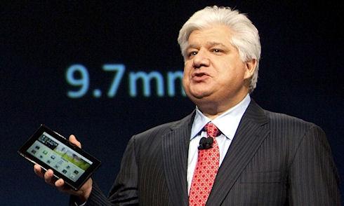 Майк Лазаридис покидает BlackBerry
