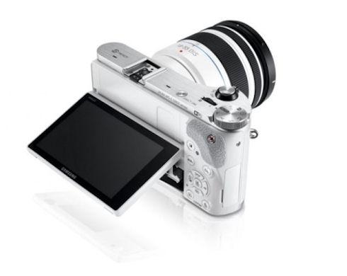 Камера NX300 от Samsung – съемка в режиме 3D