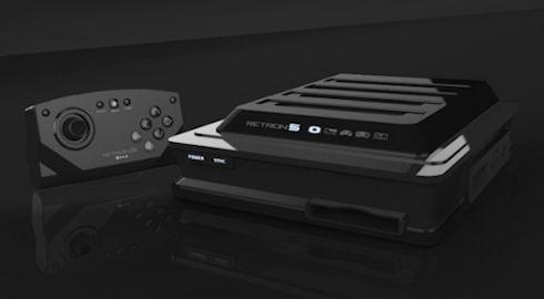 RetroN 5 расширяет ассортимент ретро-игр