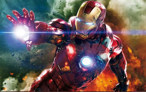 Игра «Железный человек 3» в Google Play