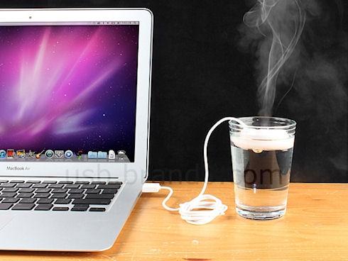 Увлажнитель USB Doughnut Humidifier – здоровый воздух в каждый дом
