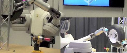 В DARPA создадут роботов «на каждый день»