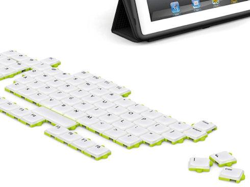 Puzzle Keyboard – универсальная многоцелевая клавиатура