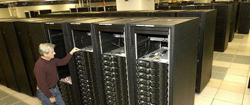 В Лос-Аламосе остановлена работа суперкомпьютера IBM Roadrunner
