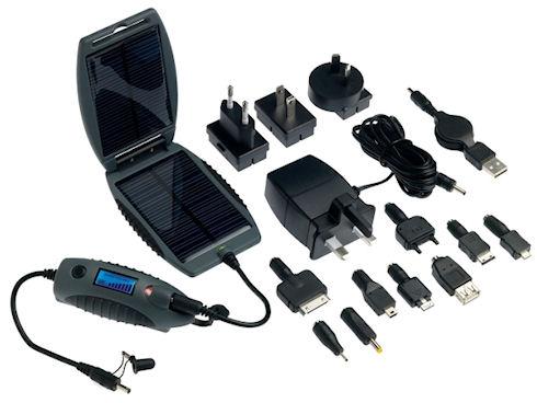 Powermonkey Explorer – зарядное устройство с солнечными корнями