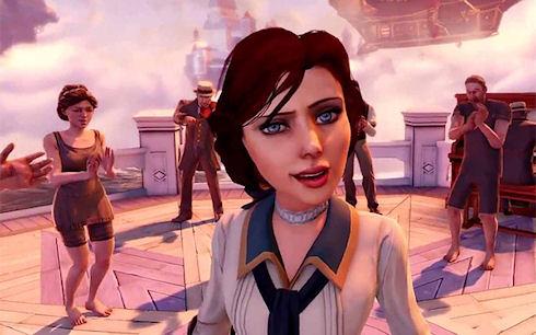 Bioshock Infinite лидирует в британском игровом чарте