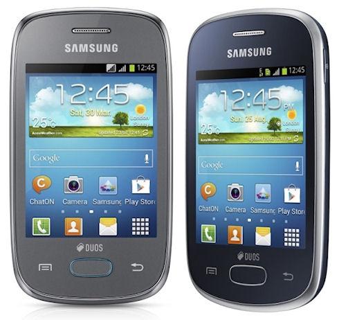 Новые бюджетные смартфоны от Samsung