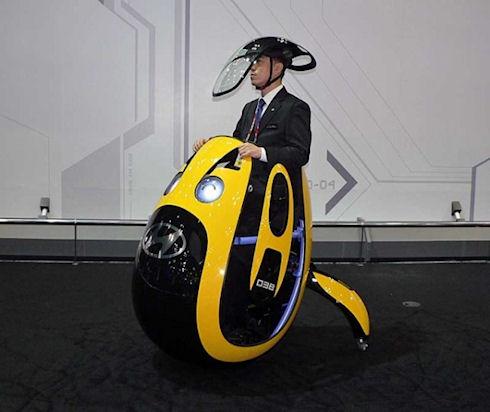 Hyundai E4U – модель личного автомобиля