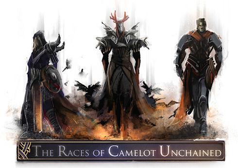 Kickstarter поможет собрать средства для игры Camelot Unchained