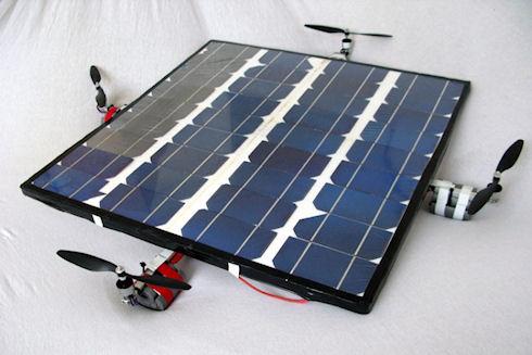 Solarcopter – вертолет на солнечной энергии