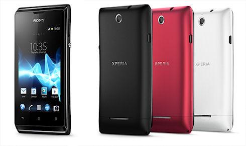Sony Xperia E - качественный бюджетный смартфон