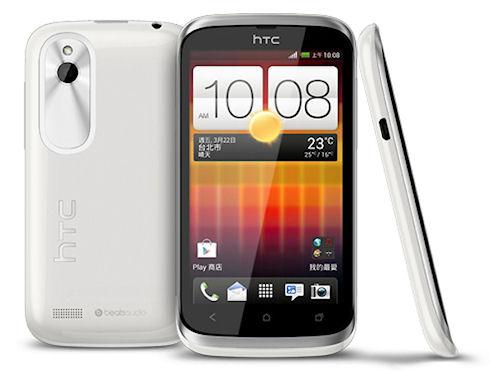 Начались продажи недорогого смартфона Desire Q