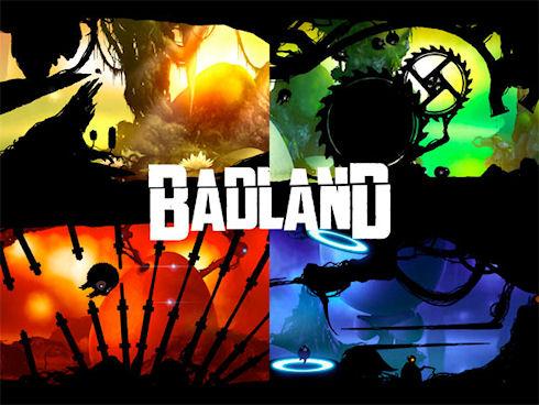 Badland: птичка желает выжить!