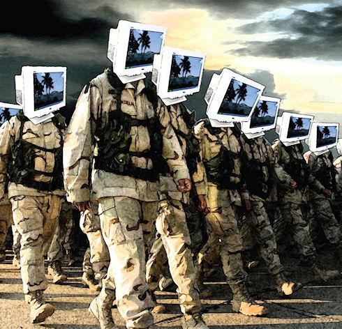 США готовятся к кибервойне