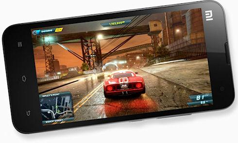 Мощный смартфон Xiaomi MI-2S