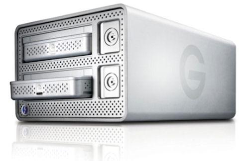 2-терабайтное хранилище G-Dock ev