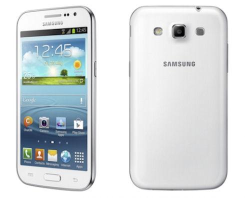 Samsung анонсировала смартфон Galaxy Win