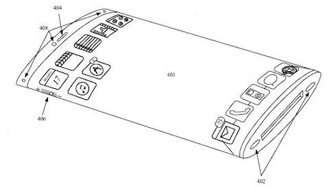 Apple планирует использовать гибкие AMOLED-дисплеи